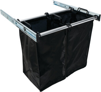 Pull Out Hamper With Removeable Bags