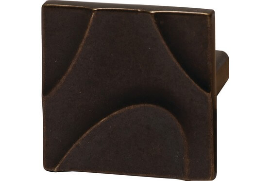 Breakers Collection Square Knobs Single