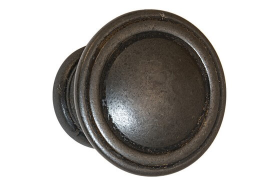 Keystone Collection Round Knobs Single
