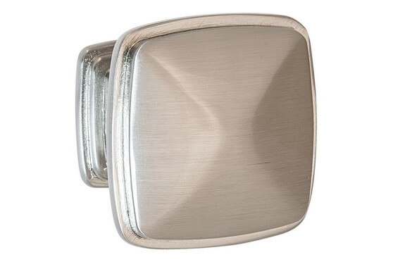Keystone Collection Square Knobs Single