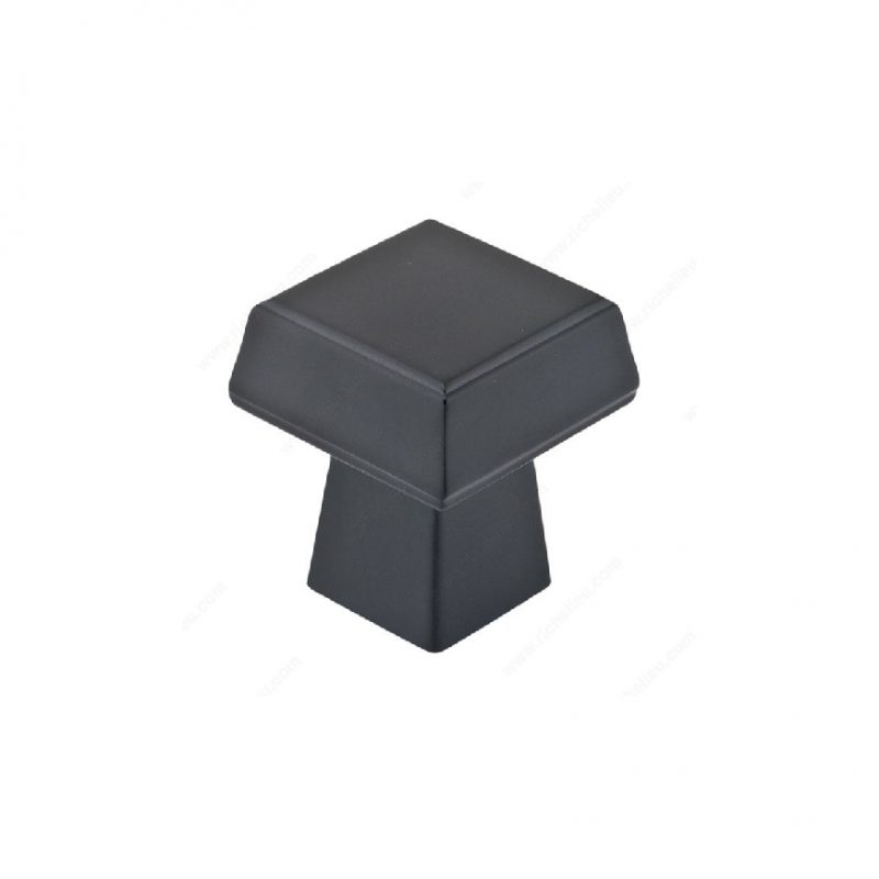 Contemporary Knob 5623 Black (1)