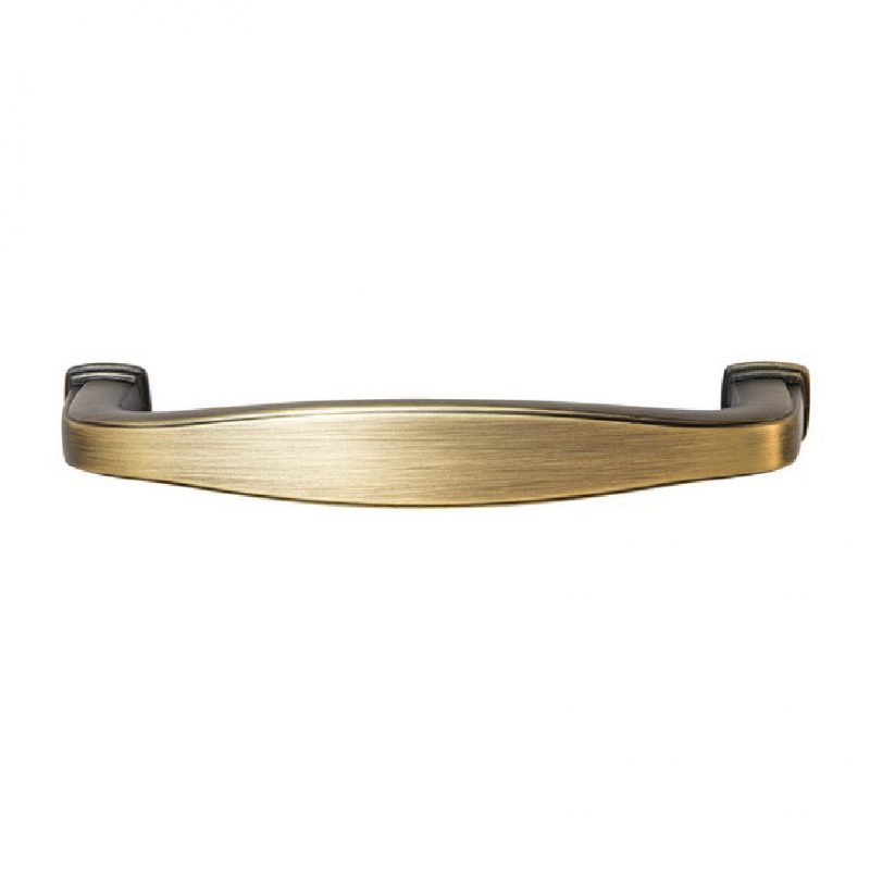 Keystone Collection Squared Pulls Antique Black, Oil Rubbed Bronze, Satin Pewter, Antique Satin Brass, Satin Nickel (1)