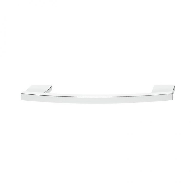 Nouveau Collection Arc Pulls Polished Chrome, Brushed Nickel (1)