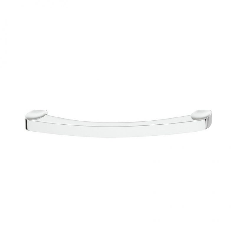 Nouveau Collection Bow Pulls Polished Chrome, Brushed Nickel (1)