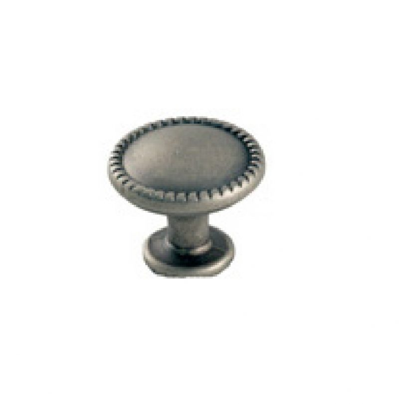 Select Collection Decorative Knob Weathered Nickel, Oil Rubbed Bronze, Satin Nickel (1)