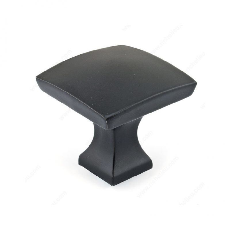 Transitional Knob 7653 Black (1)
