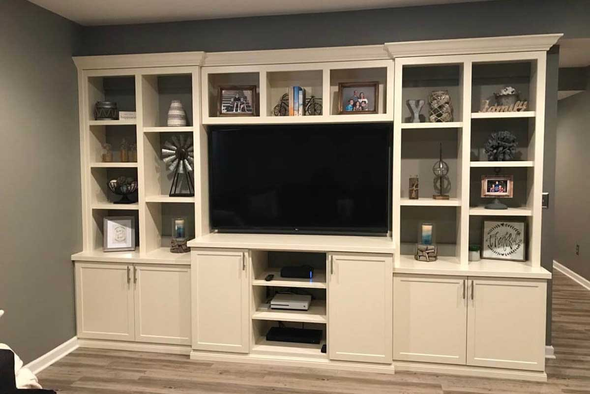 Custom Media Center Indianapolis Lp3
