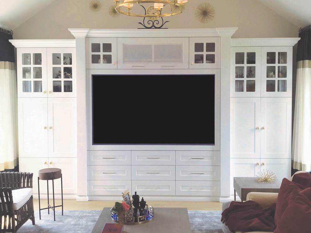 creating the ultimate entertainment space