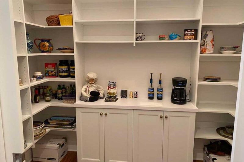 4 tips to organize your pantry for the holiday season